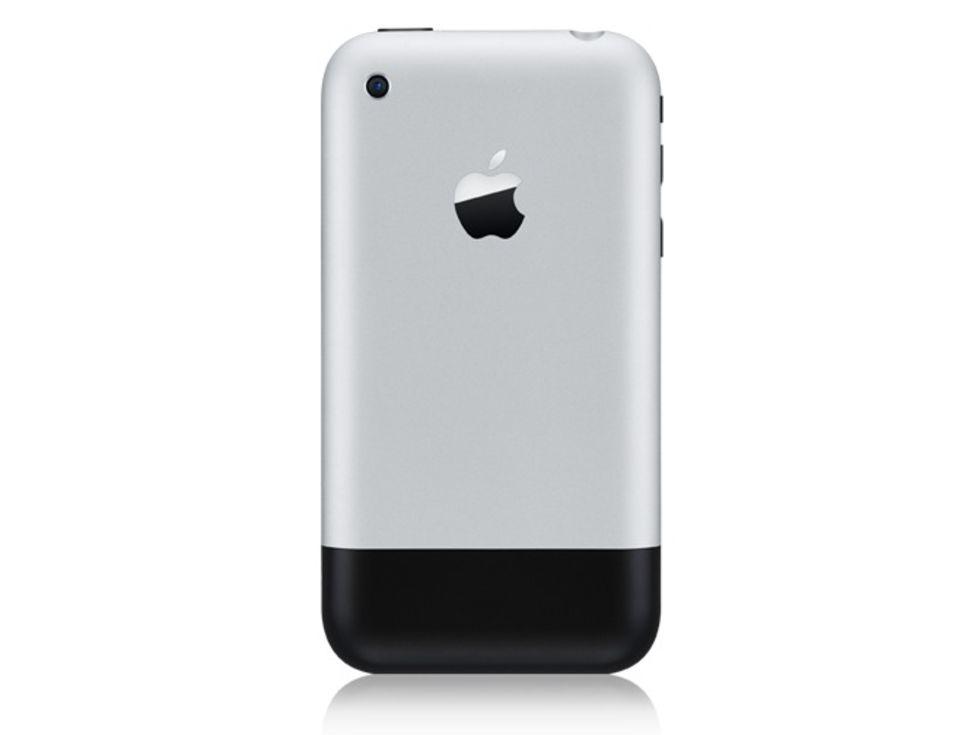 Apple presenterar App Store till iPhone