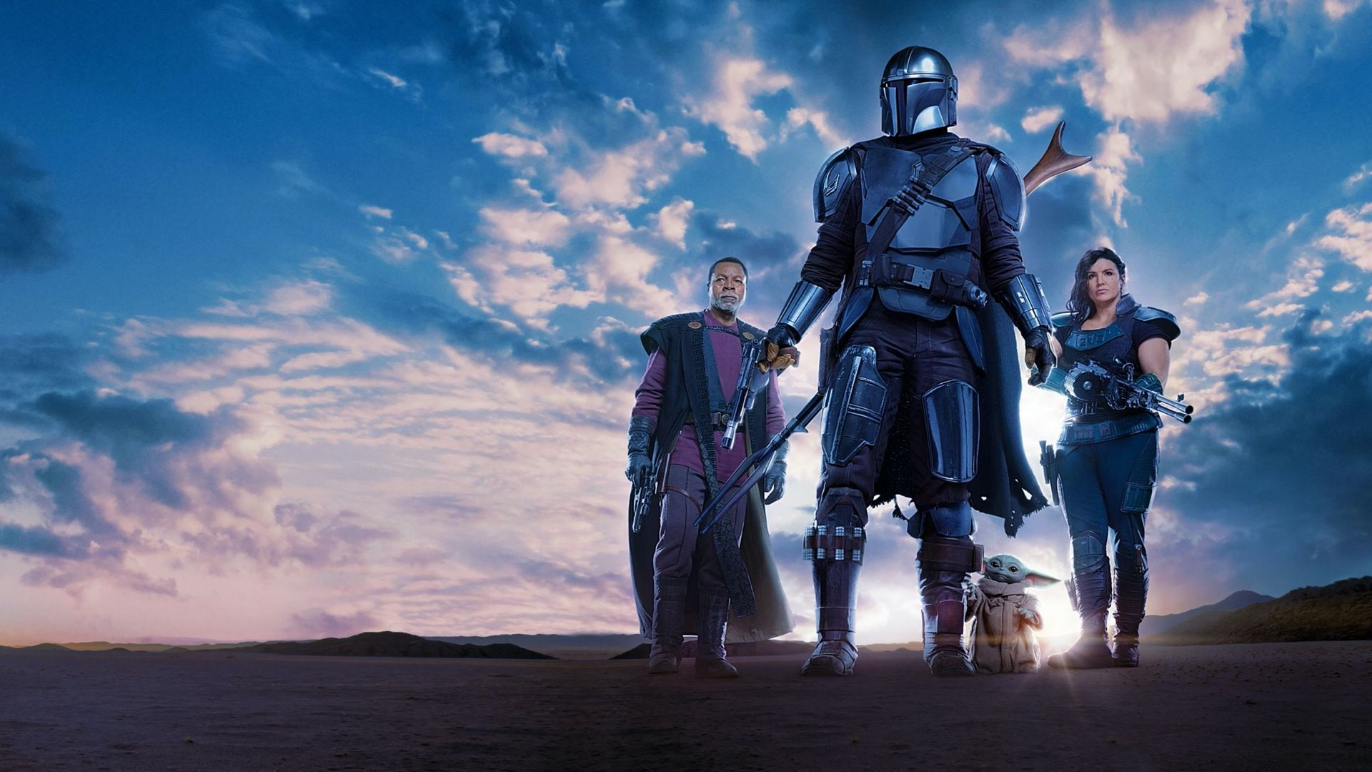 The Mandalorian mest nedladdade tv-serien 2020