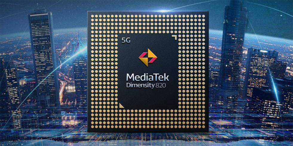 MediaTek störst på mobilprocessorer förra kvartalet