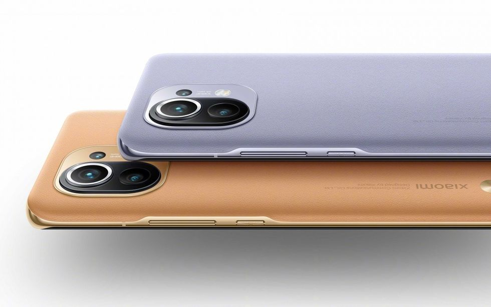 Xiaomi presenterar Mi 11