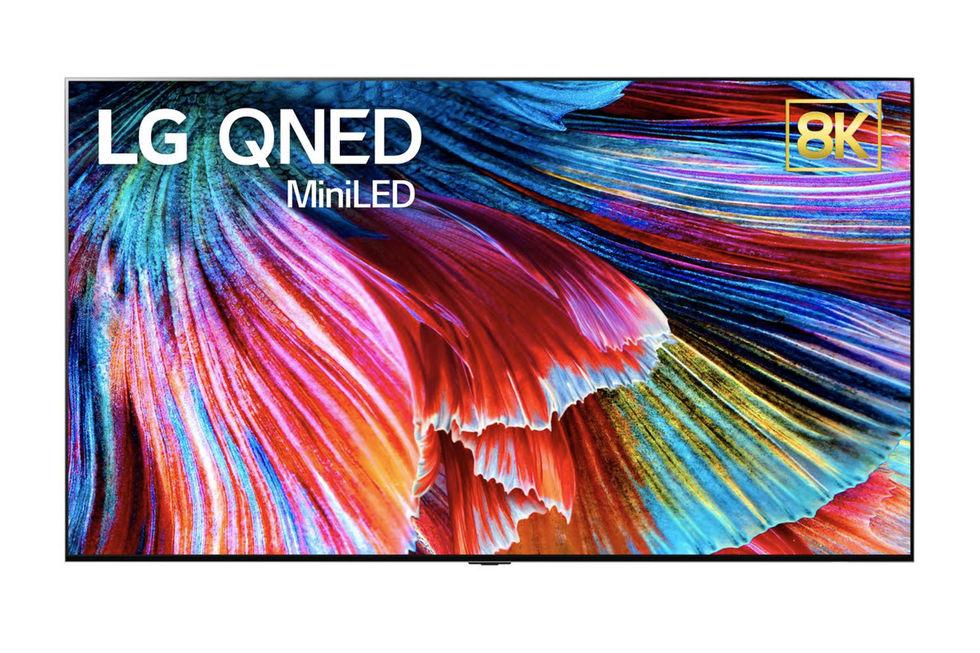 LG uppdaterar LCD-segmentet med QNED-teknik