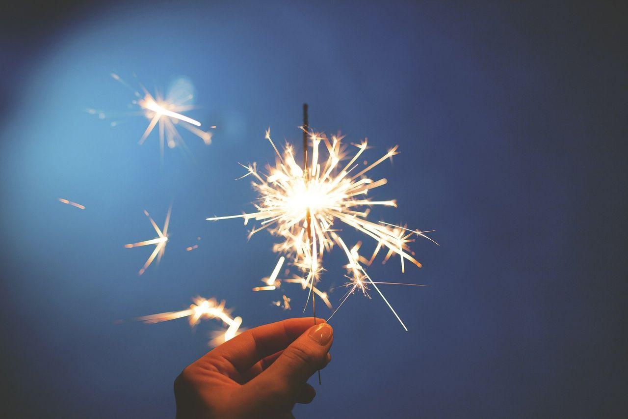 Gott nytt år alla underbara läsare!