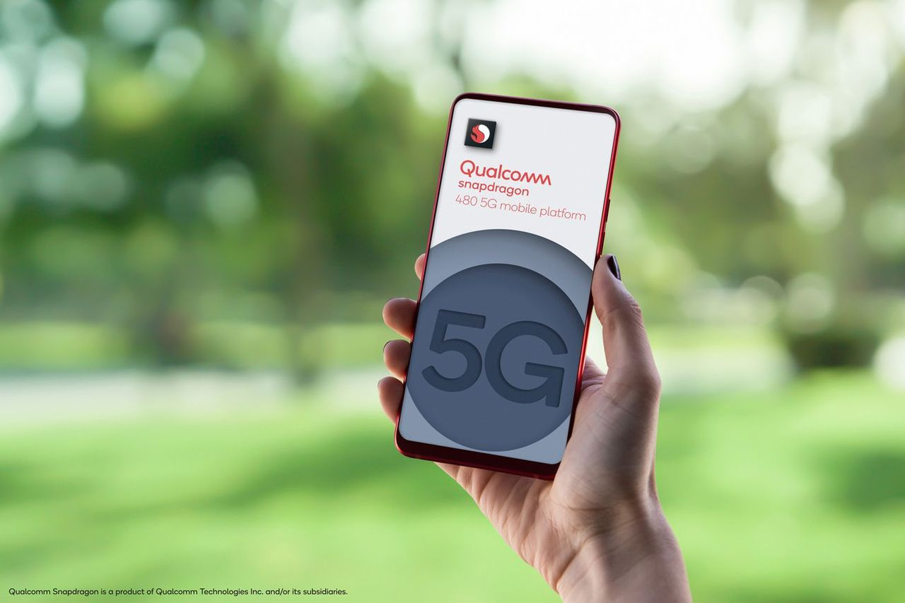 Qualcomm presenterar Snapdragon 480