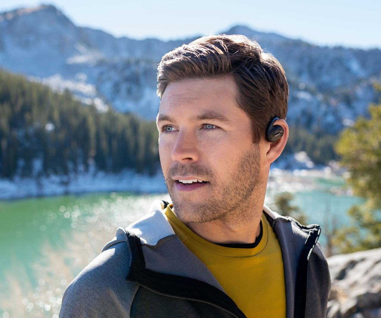 Bose visar upp Sport Open Earbuds