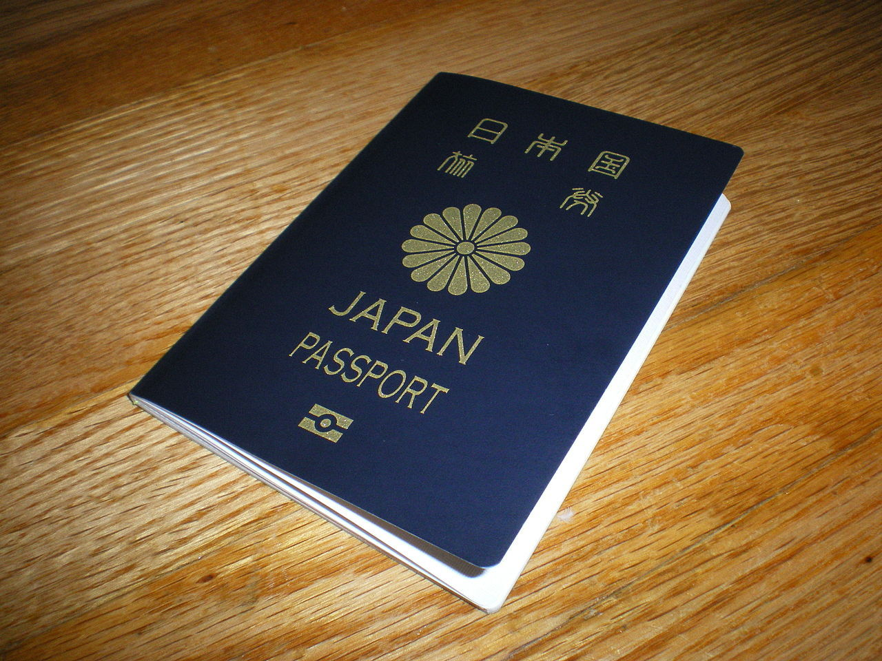Japanskt pass är bäst att ha
