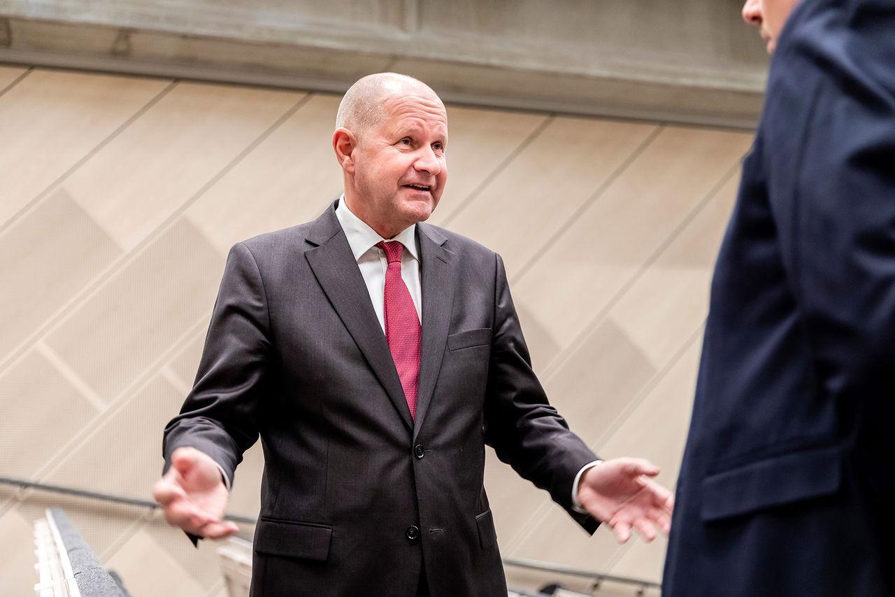 Dan Eliasson avgår som generaldirektör för MSB