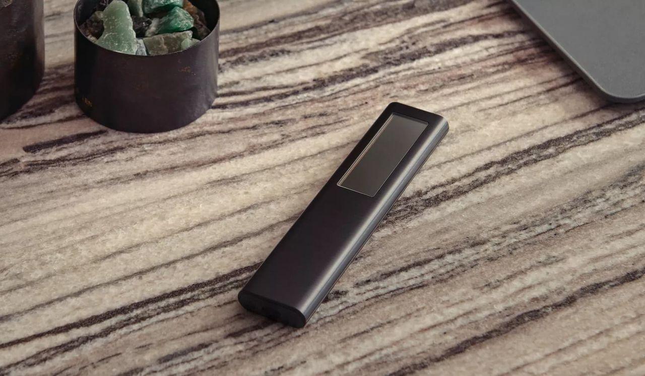 Samsung presenterar fjärrkontroll med solcellsladdning