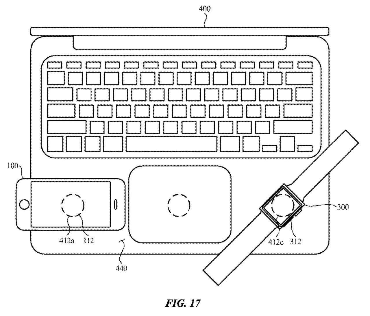 Kommer Apples prylar att kunna ladda varandra i framtiden?