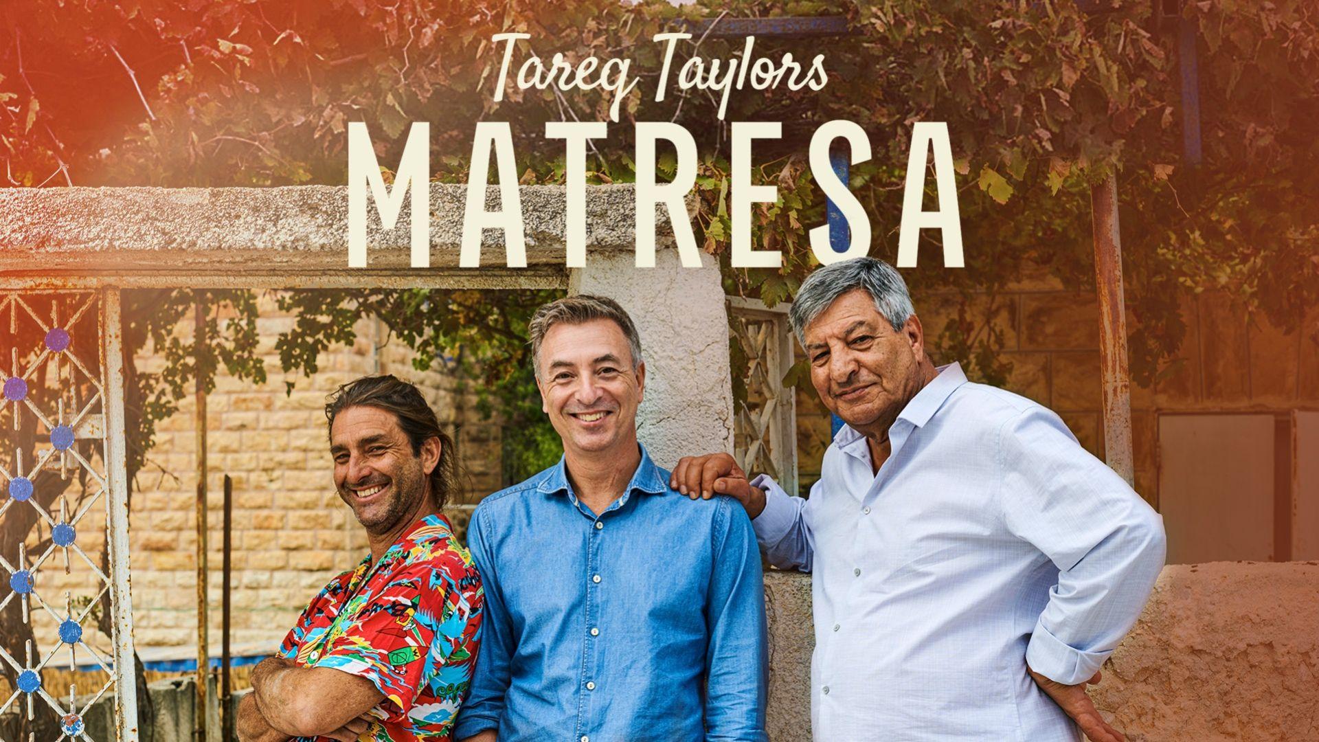 Ny matserie med Tareq Taylor