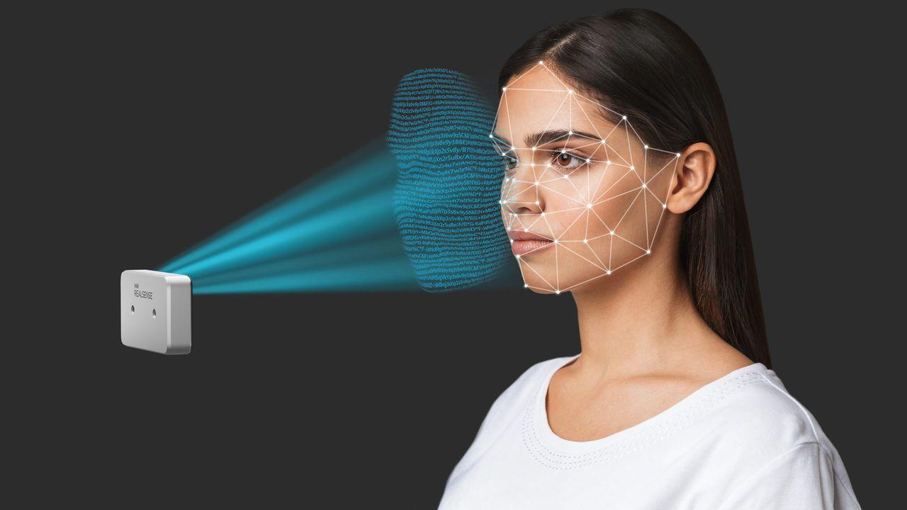 Intel lanserar RealSense ID med ansiktsigenkänning