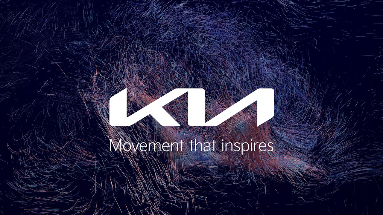 Kia presenterar ny logotyp och slogan