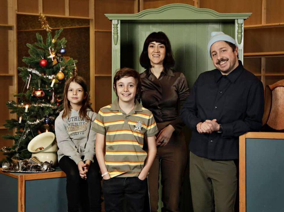 En hederlig jul med Knyckertz är årets julkalender på SVT