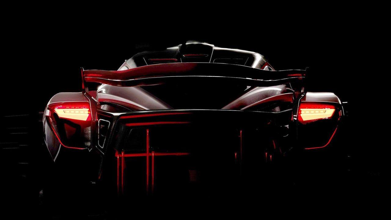 Picasso PS-01 - ny superbil från Schweiz