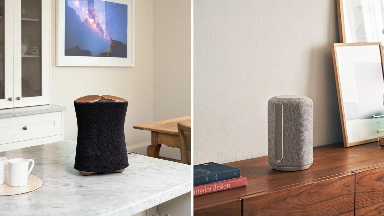 Sony presenterar högtalare med stöd för 360 Reality Audio