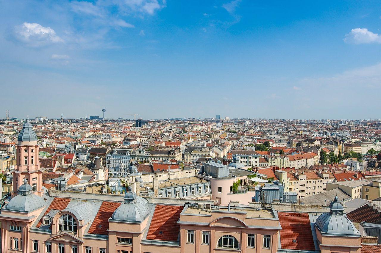 Wien satsar på solpaneler