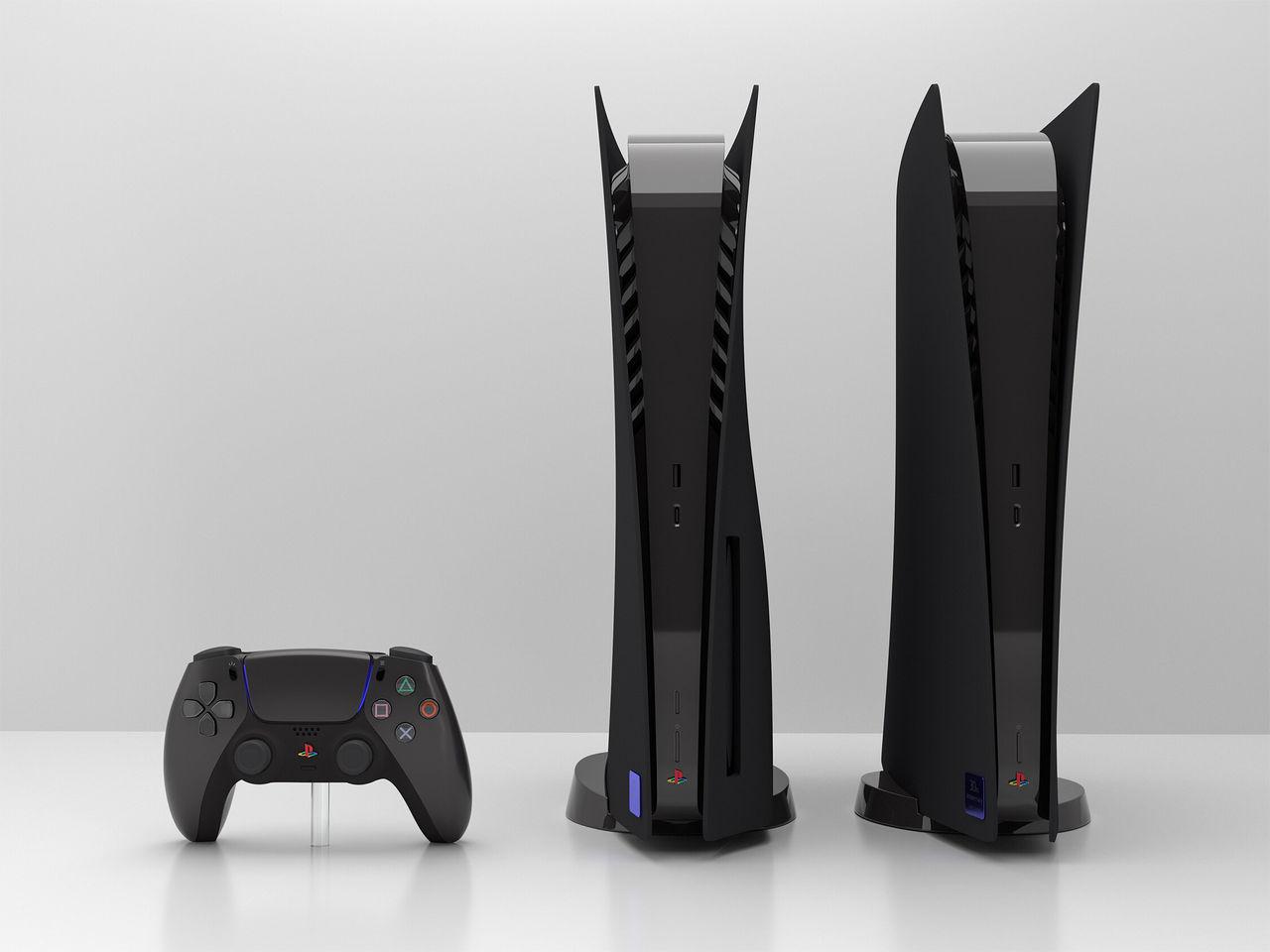 SUP3R5 avbokar alla beställningar av svarta PS5 efter dödshot