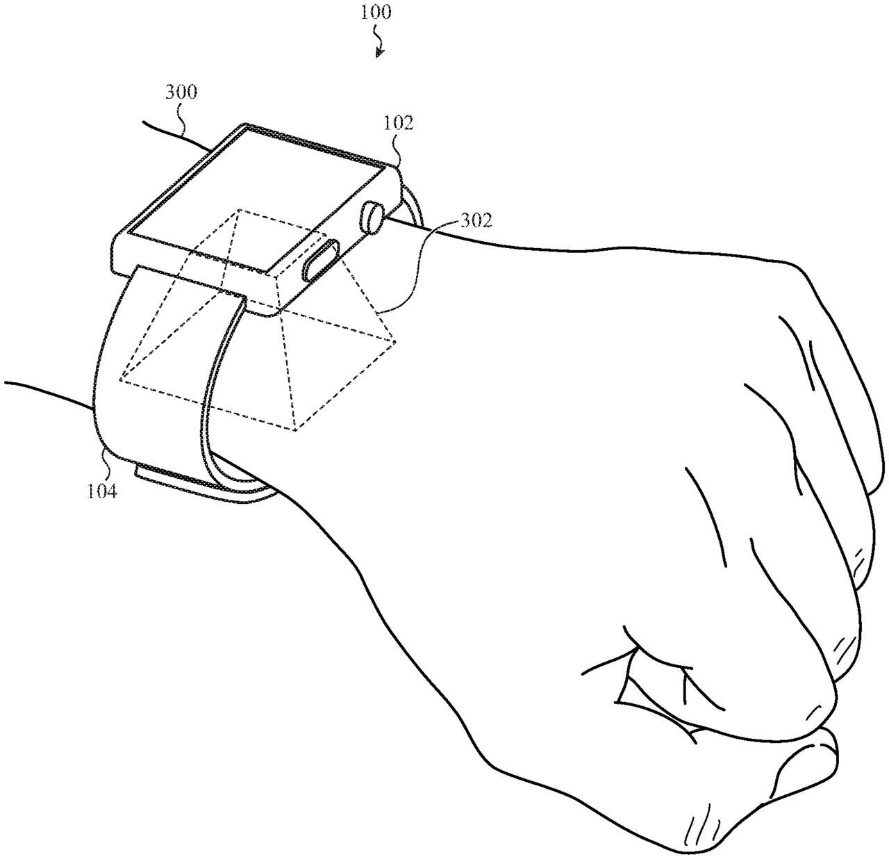 Snart kanske Apple Watch kan identifiera dig