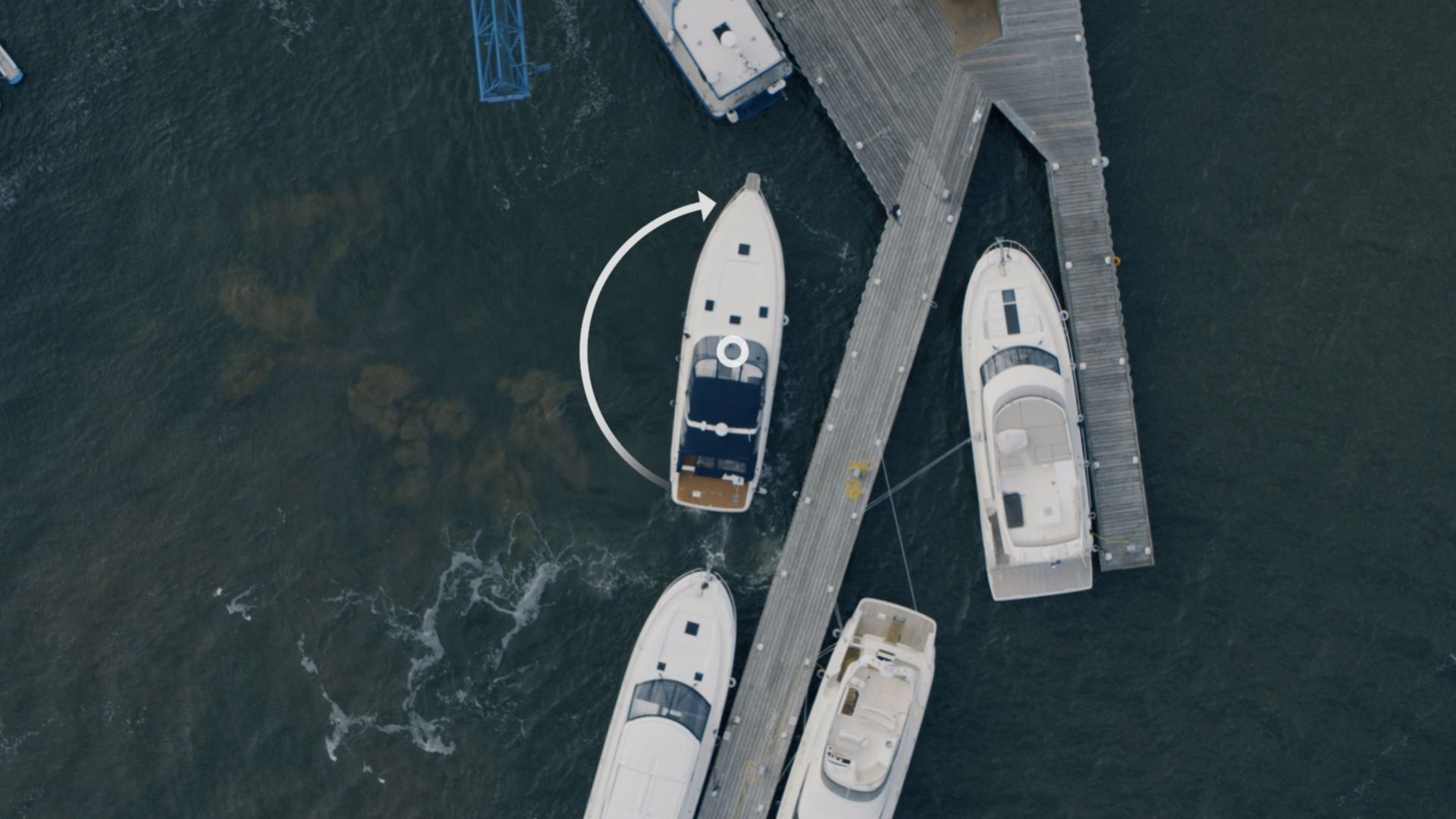Volvo Pentas nya teknik gör det enklare att lägga till med båten