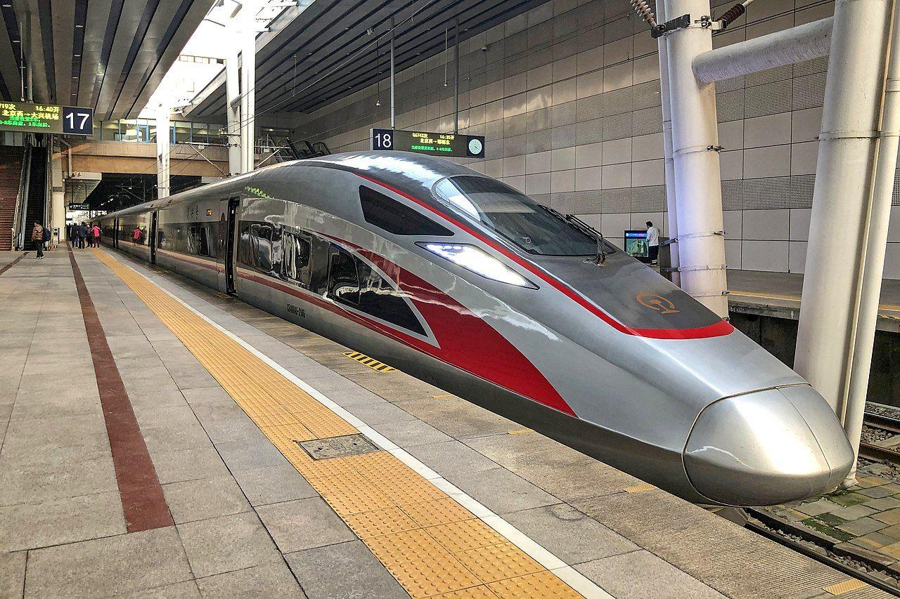Kinesiskt snabbtåg som klarar av extrem kyla presenterat