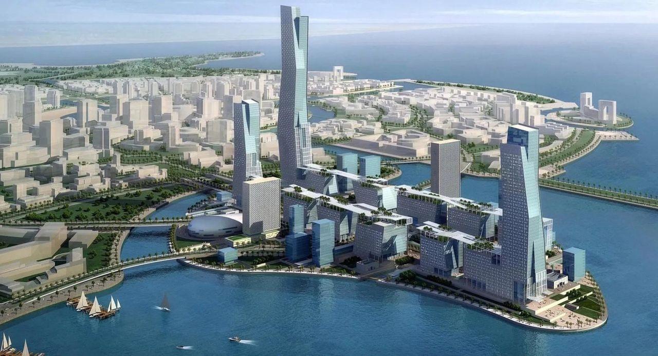 Saudiarabien planerar helt bilfri stad