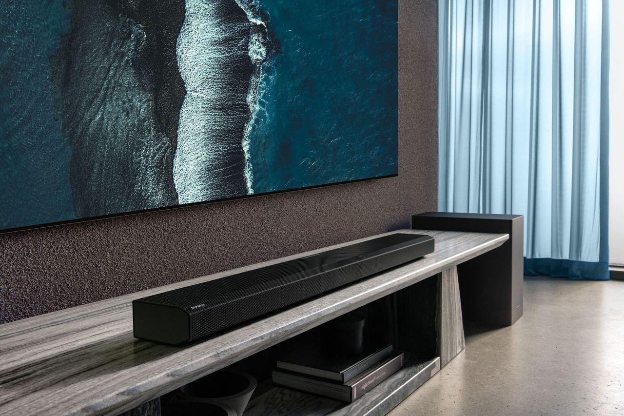 Samsungs nya ljudlimpor får avancerad rumsoptimering