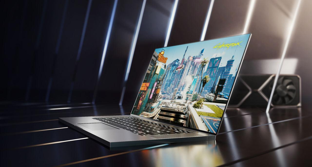 Acer, Asus och Razer visar upp gaminglaptops med RTX 30