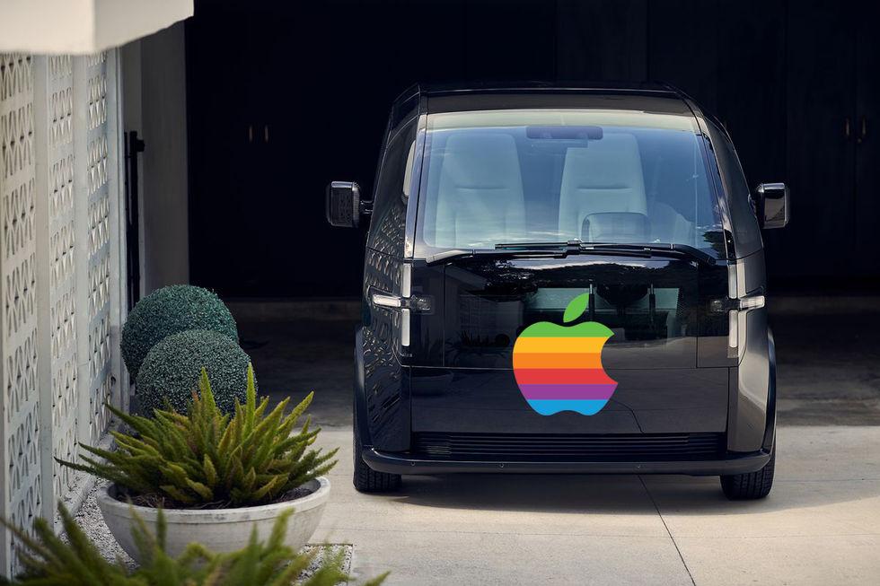 Apple köper elbilsstartupen Canoo?
