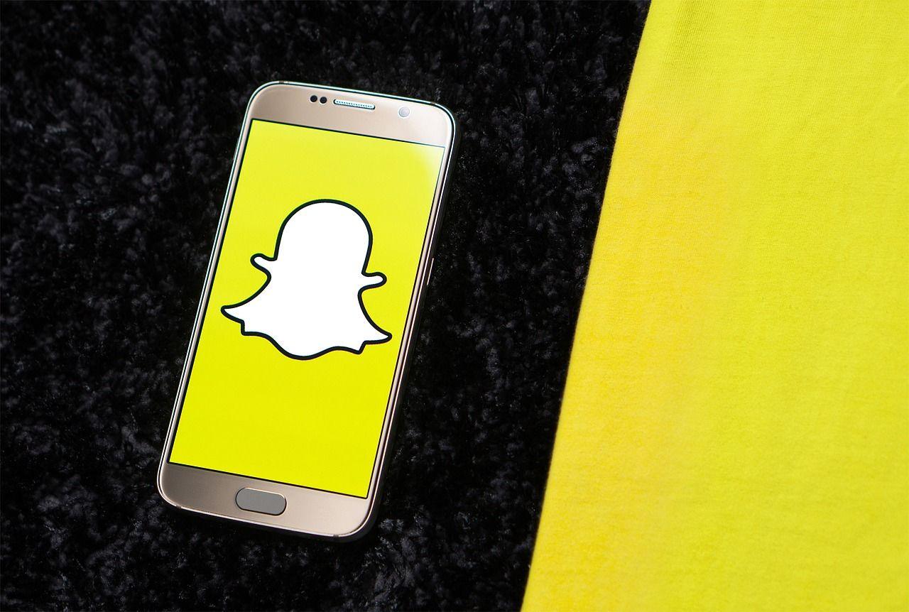 Även Snapchat säger hejdå till Trump