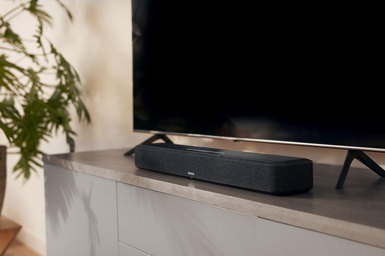 Denon presenterar Home Sound Bar 550