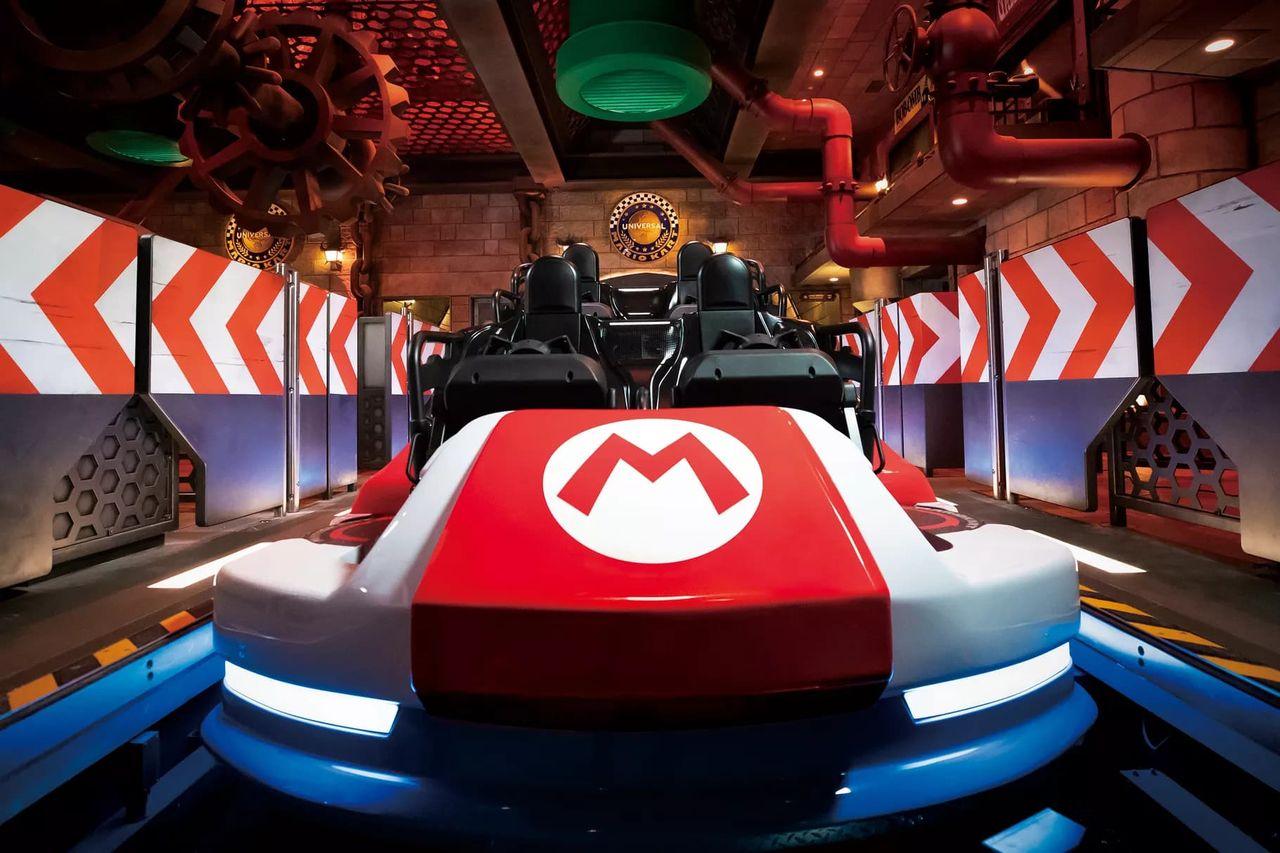 Öppnandet av Super Nintendo World flyttas fram