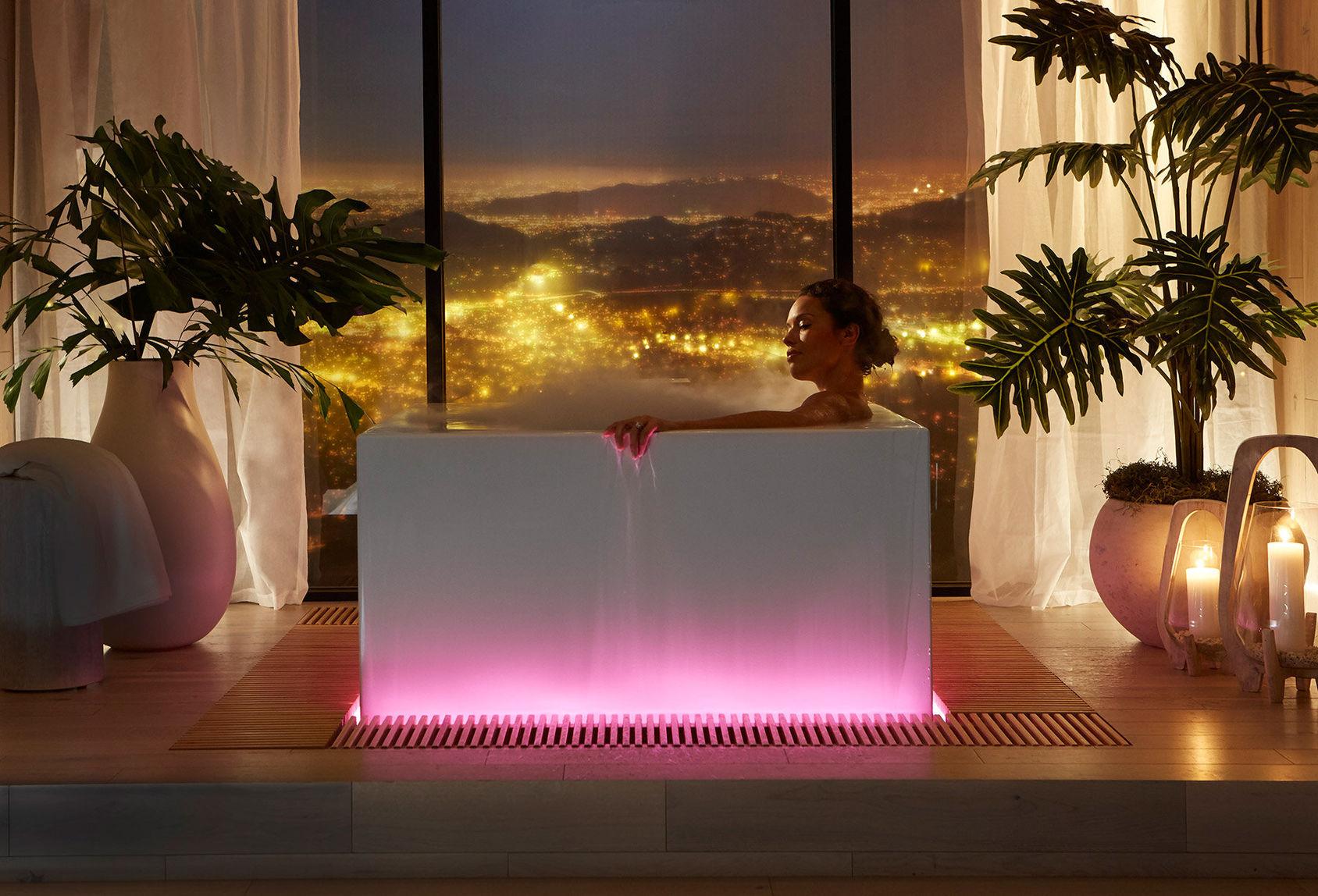 Kohler presenterar Stillness Bath
