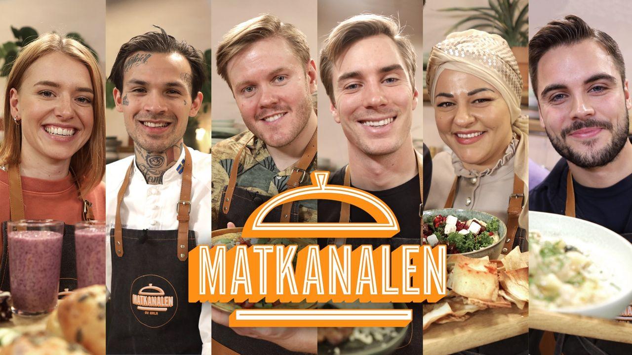 Ny säsong av Arlas Matkanalen