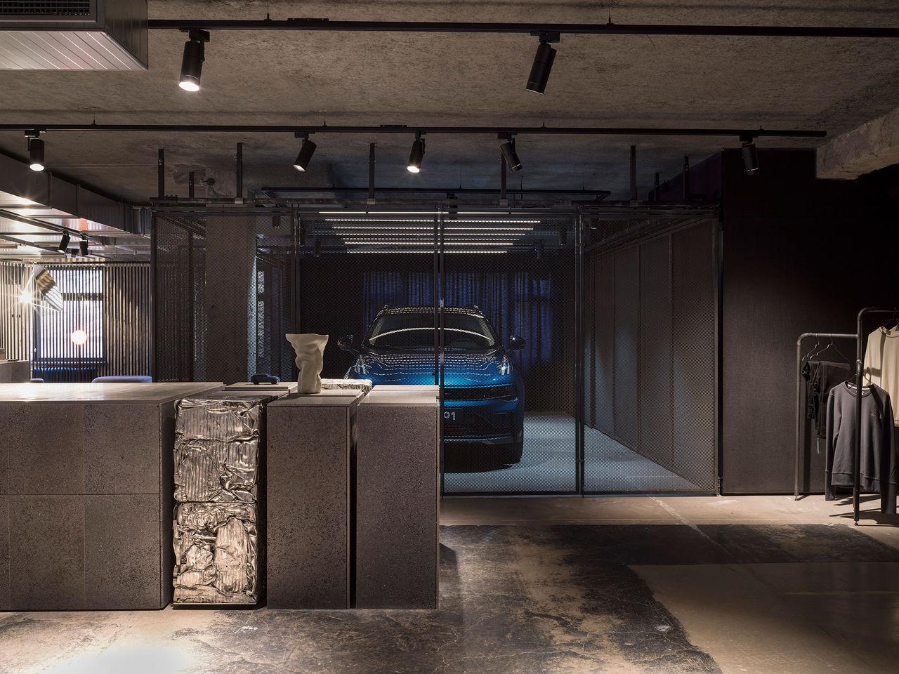 I dag öppnar Lynk & Co's klubb i Göteborg