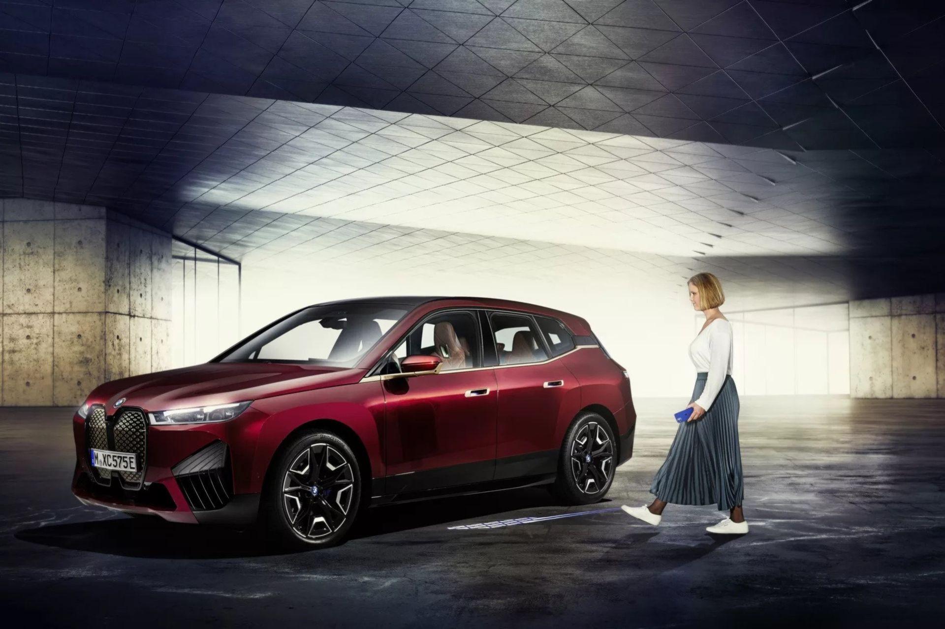BMW lovar att keyless-systemet i iX är supersäkert