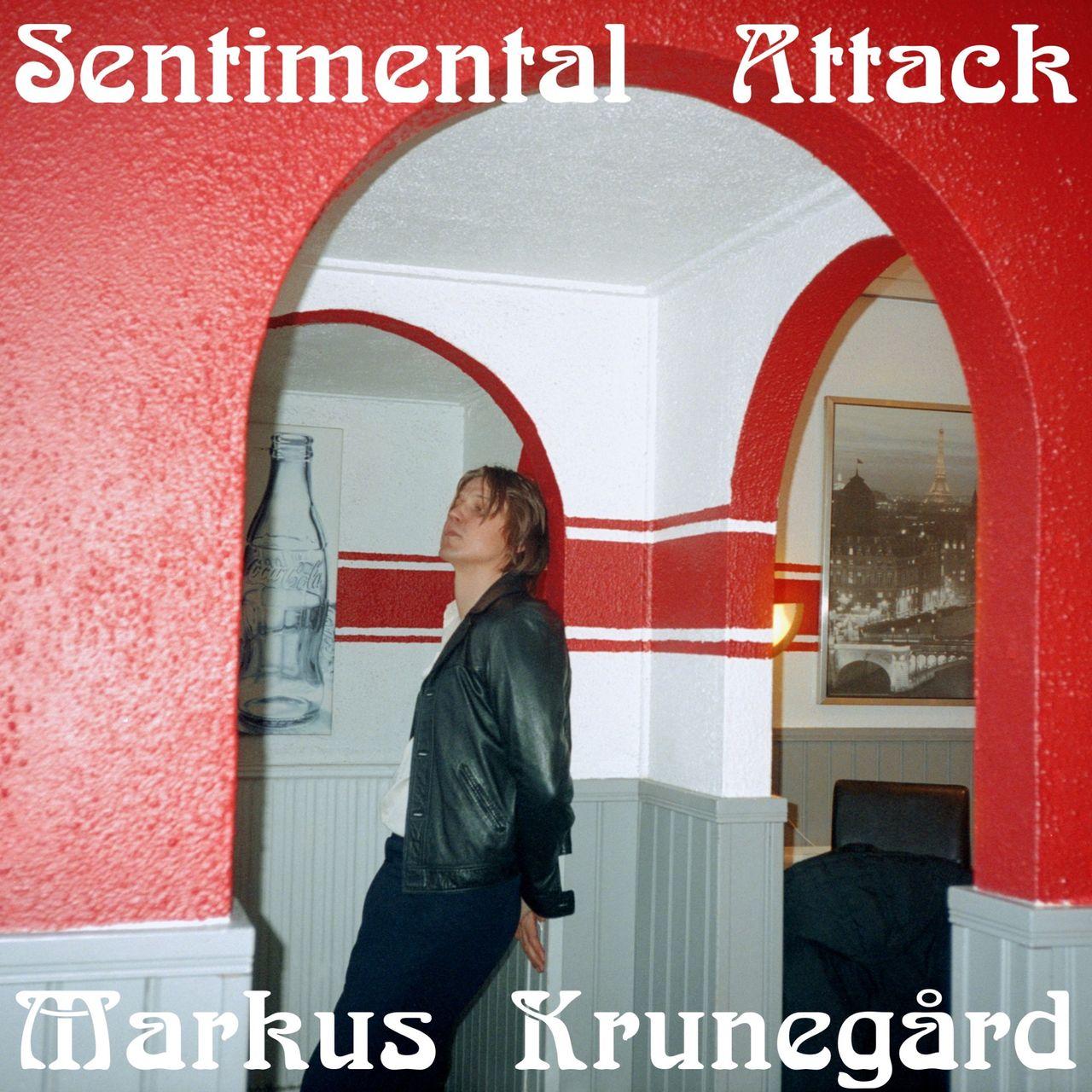 Ny singel från Markus Krunegård