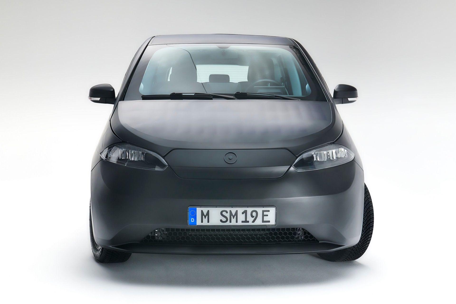 Sono Motors visar uppdaterad version av Sion