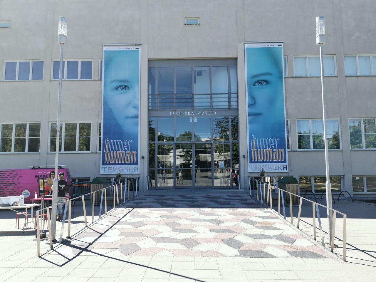 Halvering av antalet museibesök i Sverige förra året