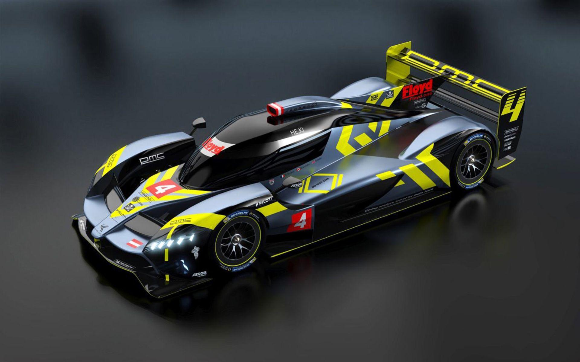 ByKolles Racing presenterar sin Le Mans-racer