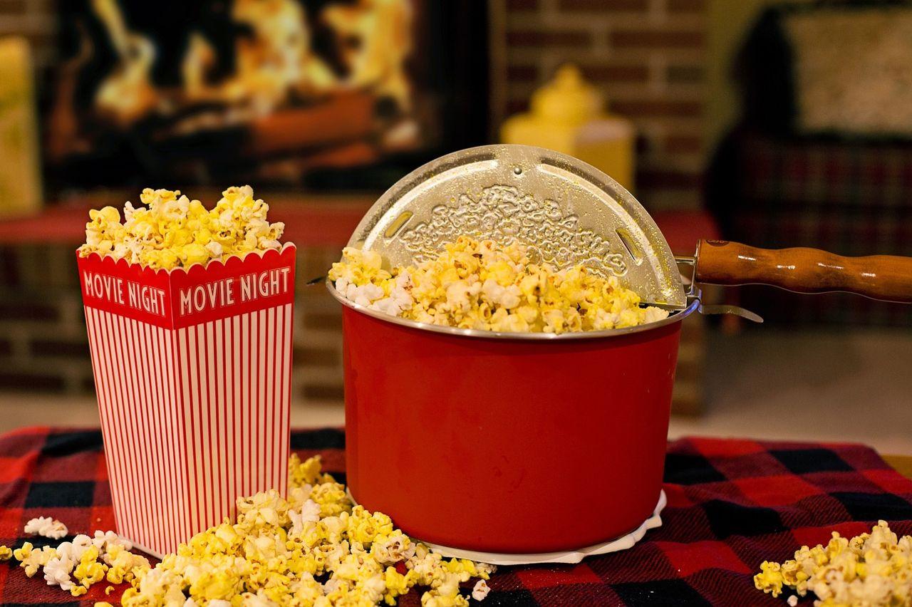 Idag är det Internationella popcorn-dagen!