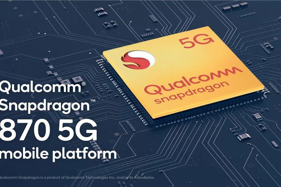 Qualcomm presenterar Snapdragon 870