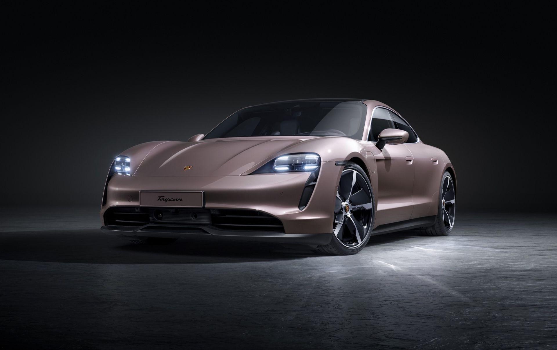 Porsche släpper instegsmodell av Taycan till alla