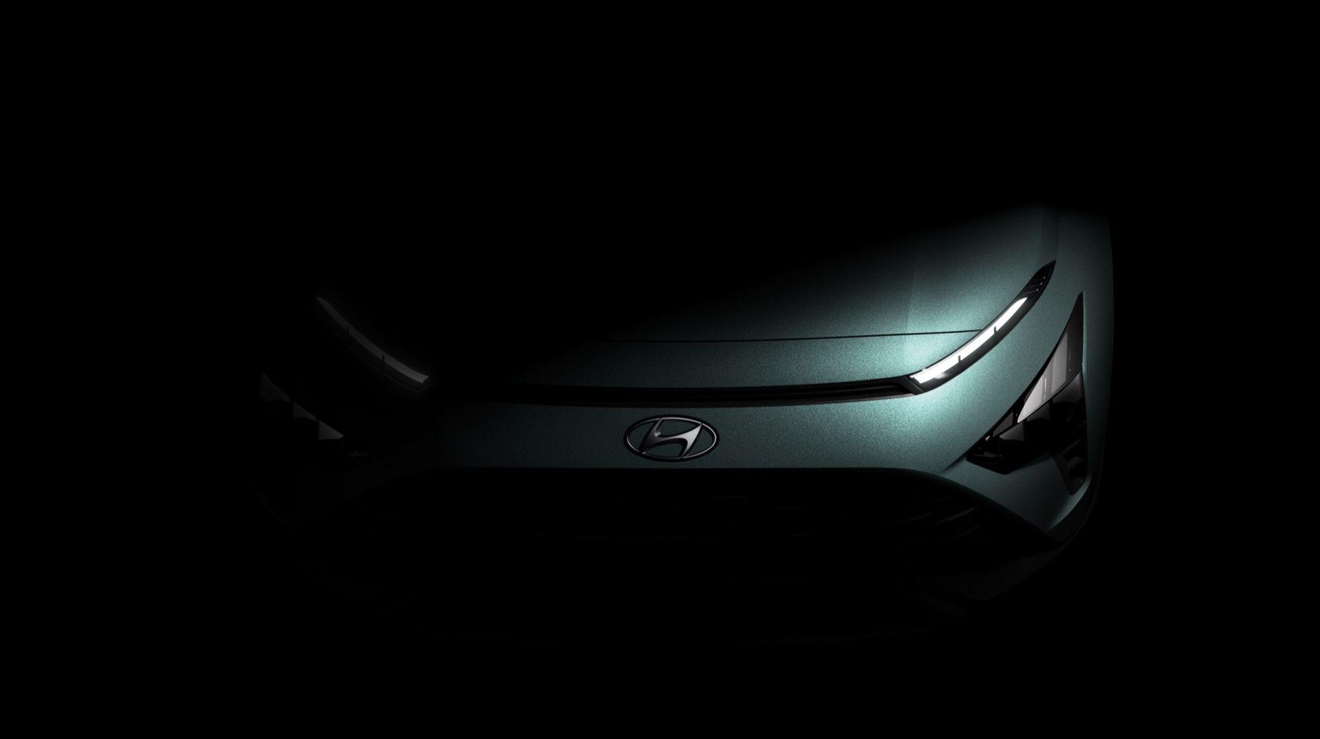 Hyundai visar lite mer av Bayon