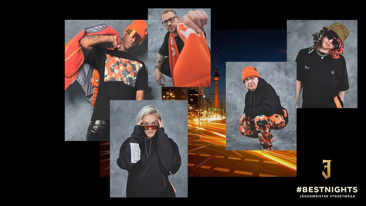 Streetwear-kollektion från Jägermeister