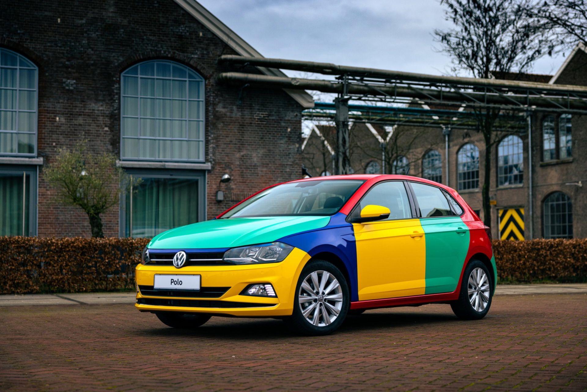 Volkswagen skapar en ny Polo Harlekin