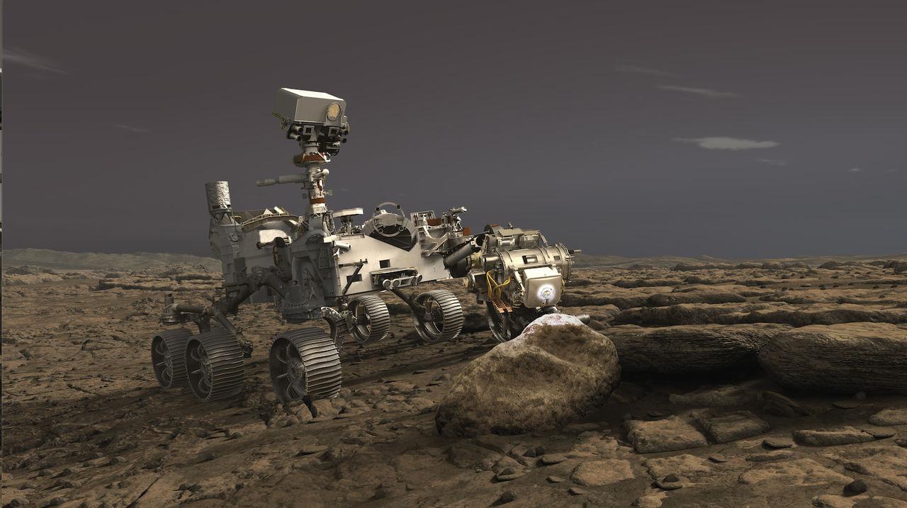 Snart får vi reda på hur det låter på Mars