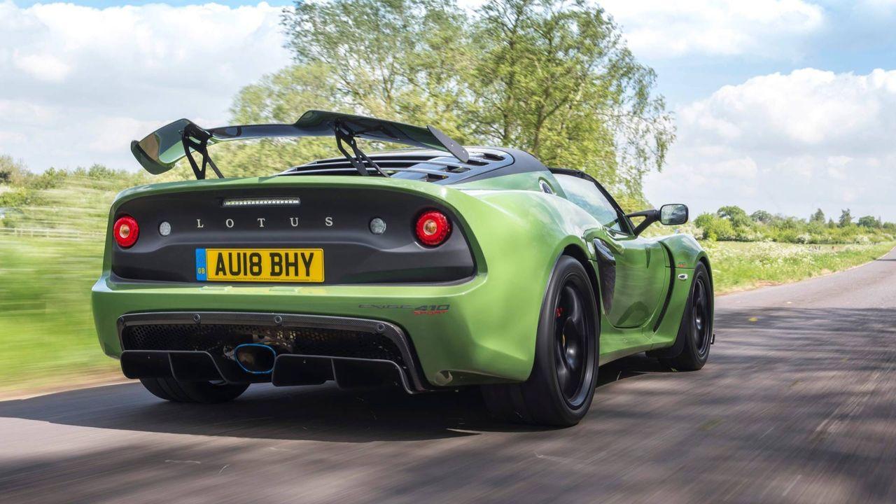 Lotus presenterar ny sportbil i sommar