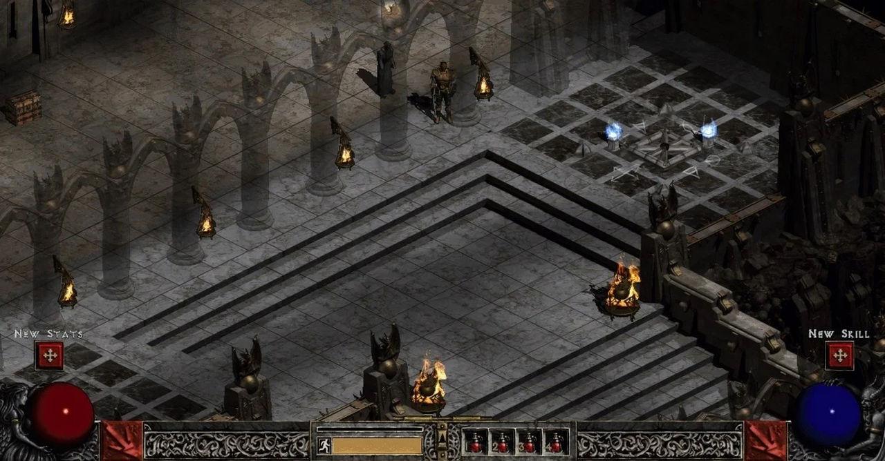 Vicarious Visions sägs ligga bakom Diablo II: Resurrected