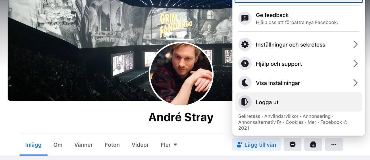 Konfigurationsändring ledde till massutloggning på Facebook