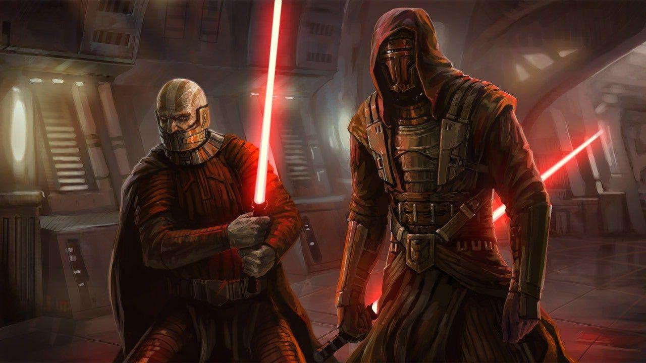 Nytt Knights of the Old Republic-spel på ingång