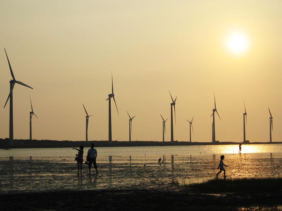 Förnybar energi störst under 2020 för elektricitet i EU
